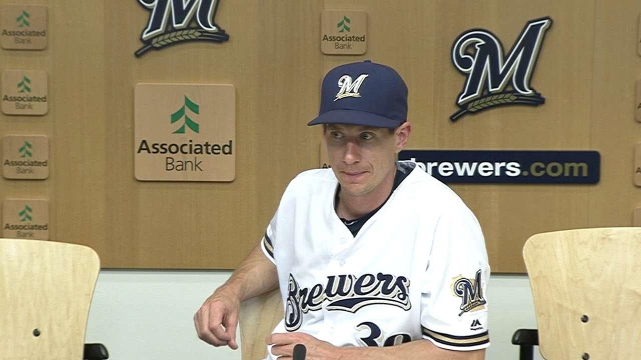 Counsell on Brewers' 4-3 win