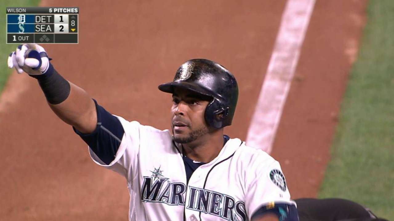 Nellie's homer lifts Mariners to 6th straight win