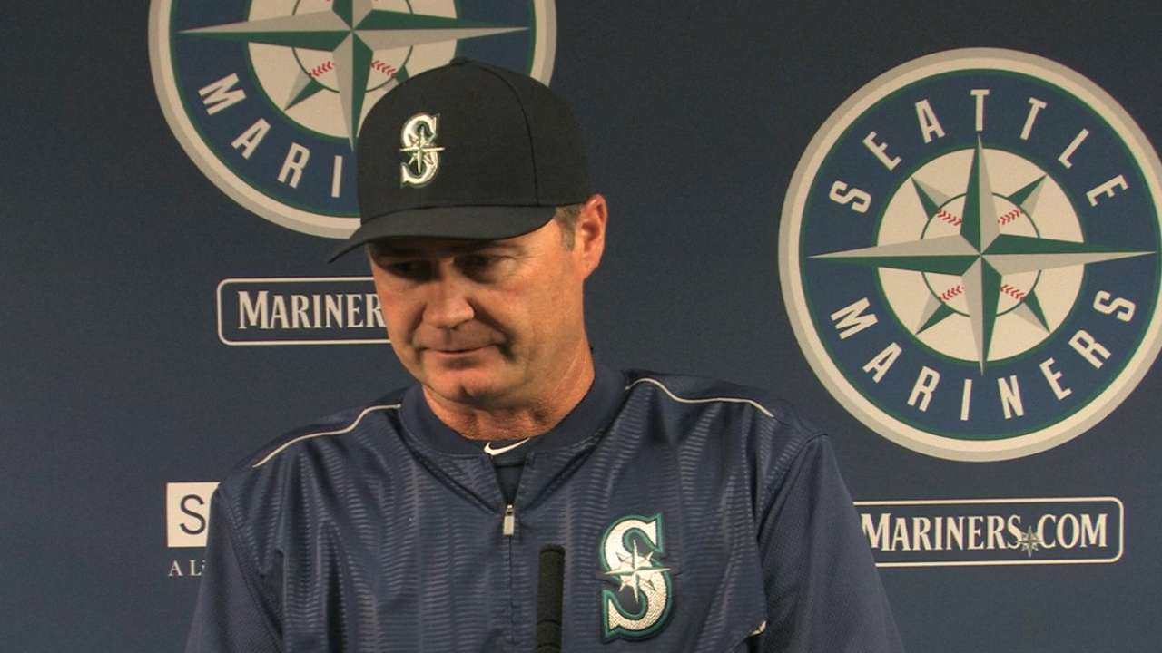 Servais on the Mariners' win