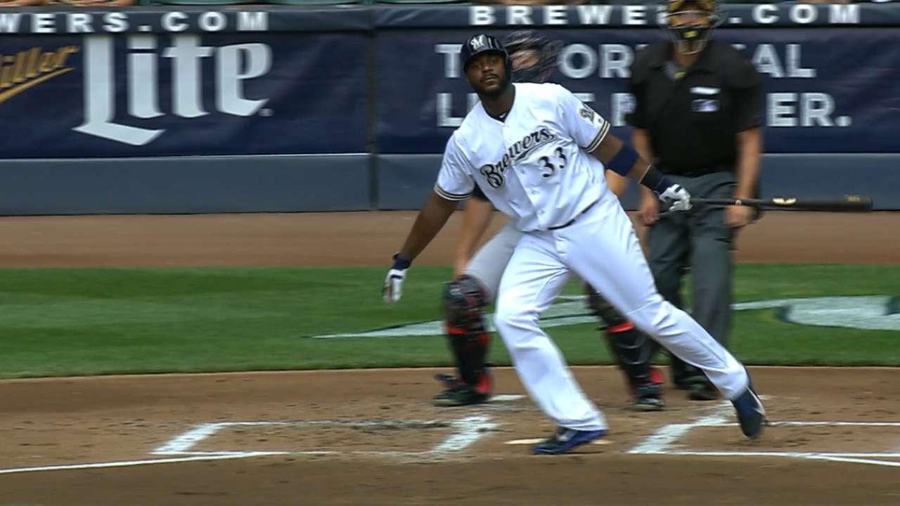 Carter's two-run homer