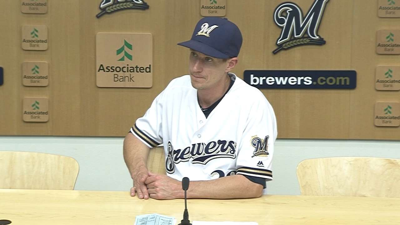 Counsell on Brewers' big win
