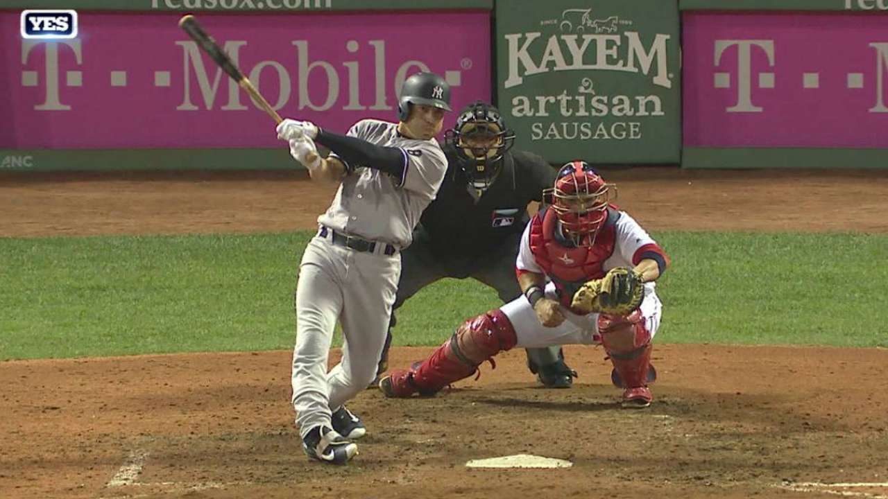 Lights out: Yankees rally past Red Sox
