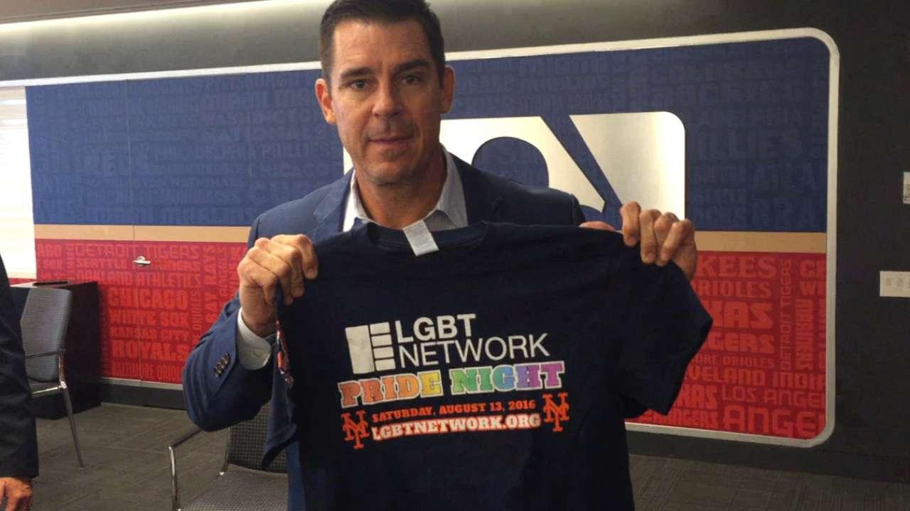Citi Field ready to host LGBT Pride Night