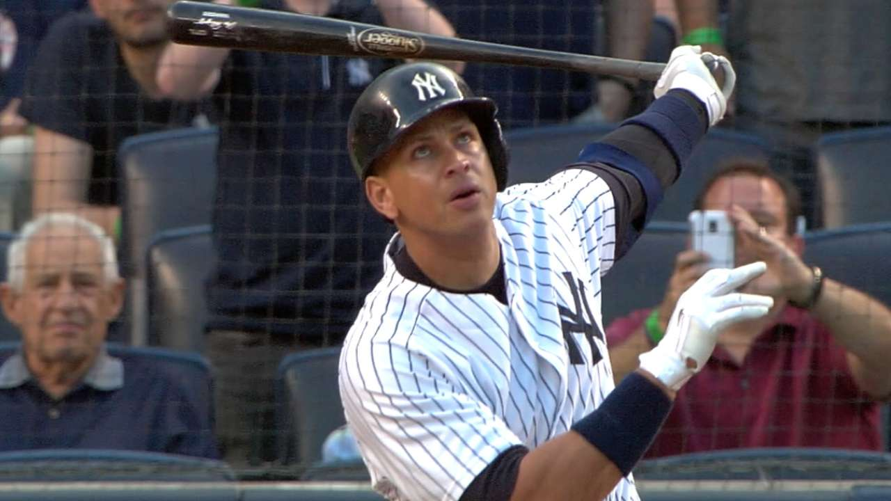 A-Rod's greatest moments