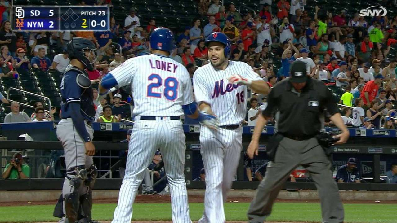 d'Arnaud stresses Mets' resilience after 3-hit game