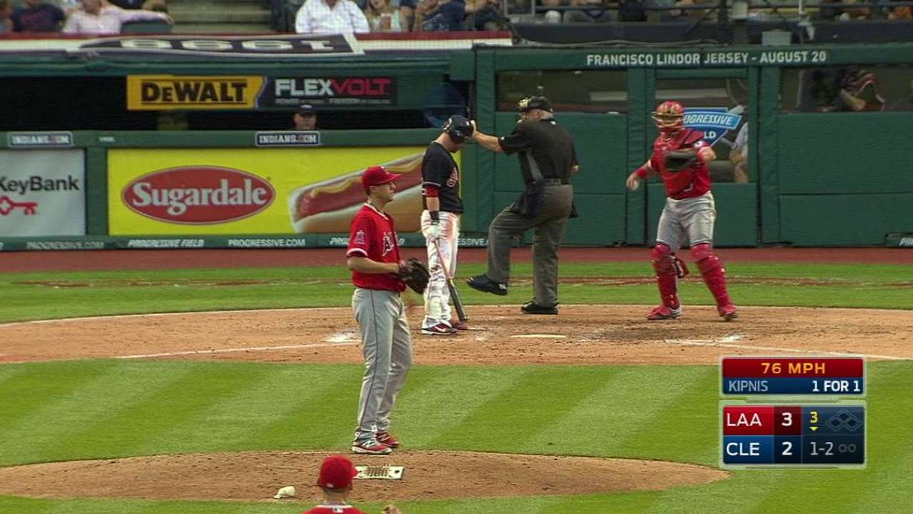 Skaggs shoulders blame for record steals