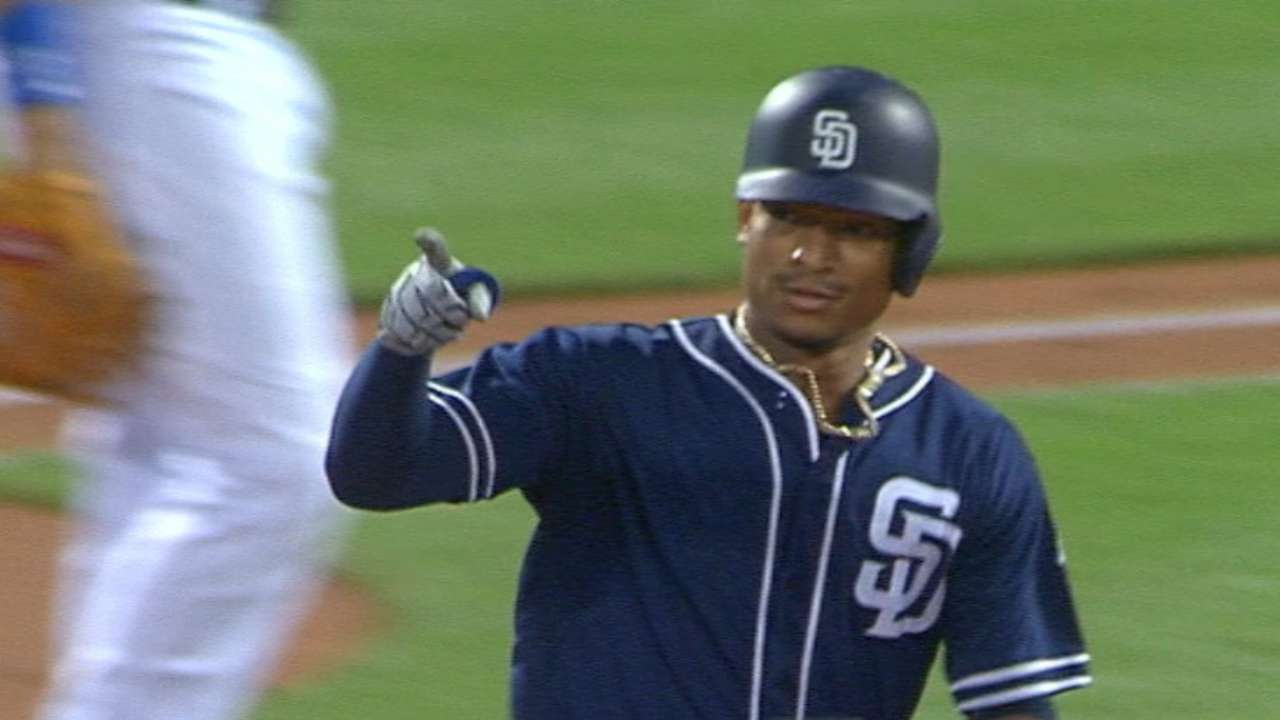 Padres tag Verrett with four homers