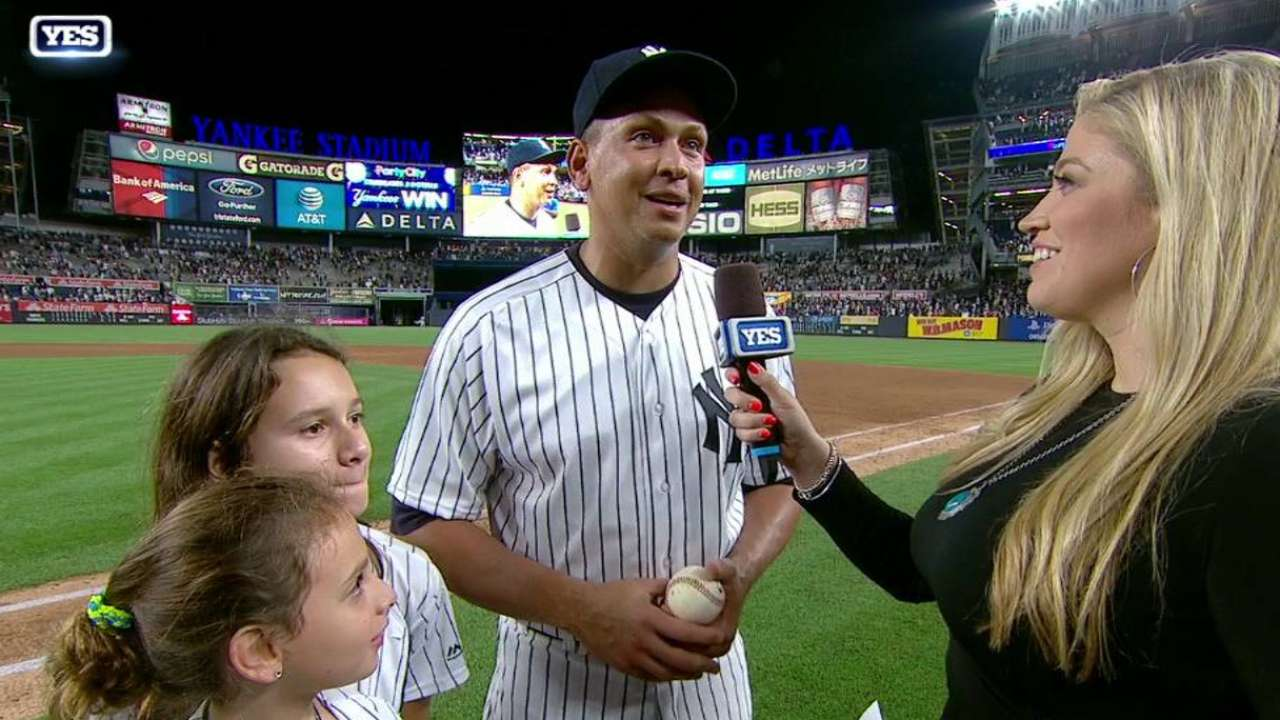 A-Rod on final game with Yankees