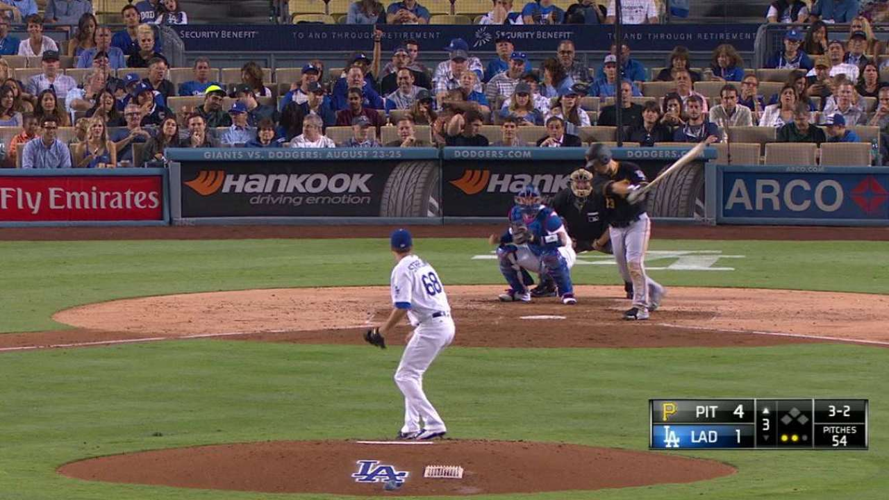 Stripling's seven innings a confidence booster