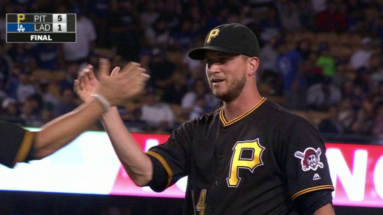 Watson earns one-out save