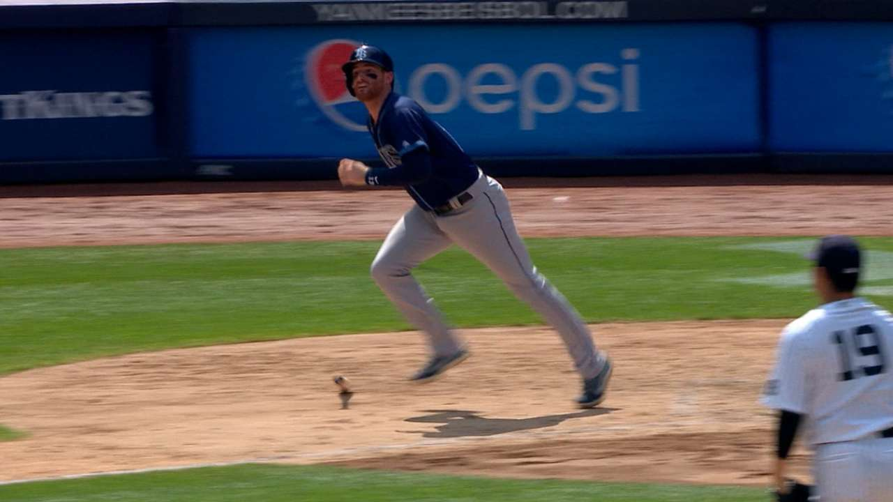 Miller's two-homer afternoon