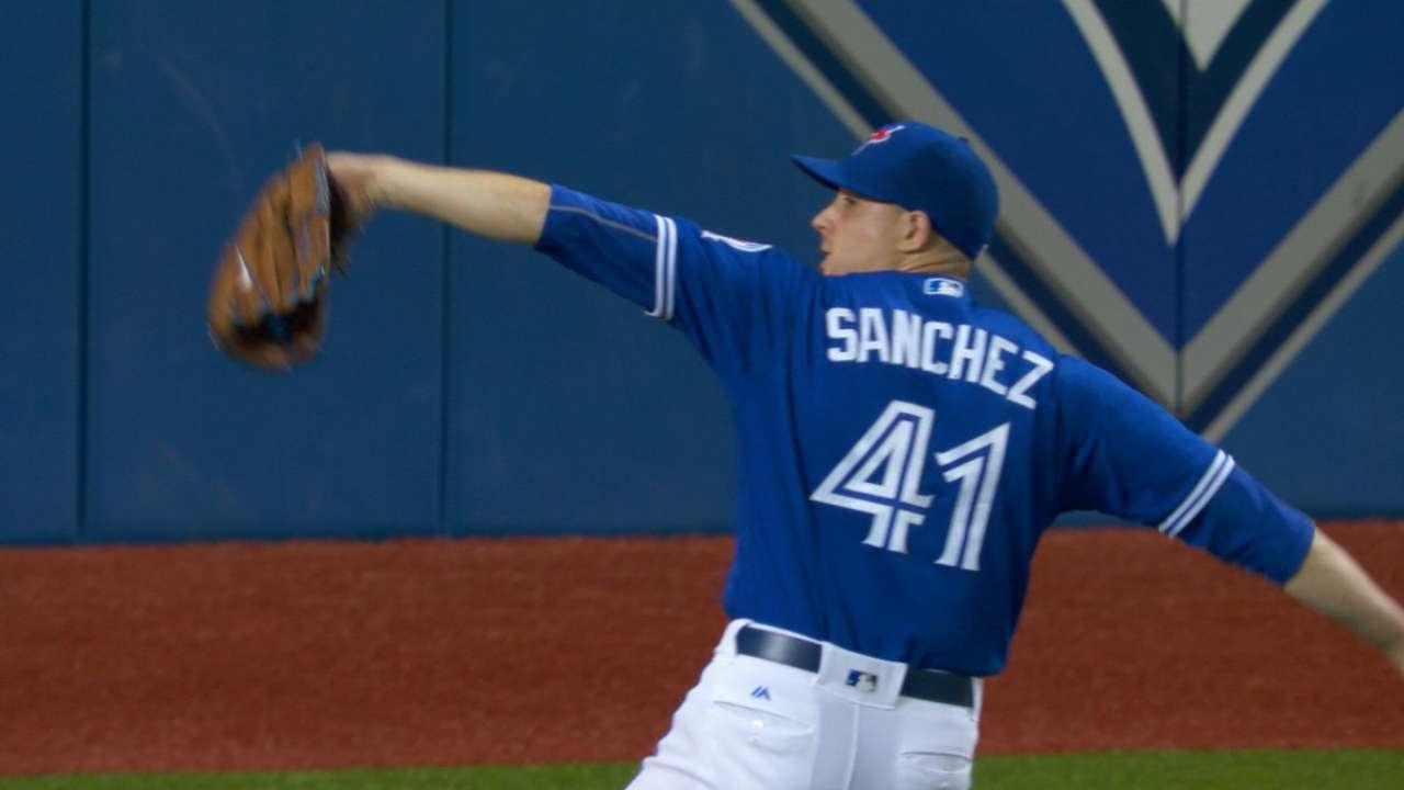 Sanchez's outstanding start