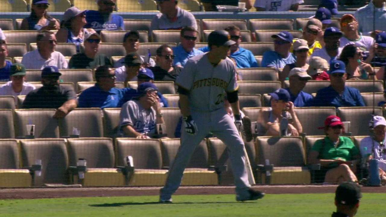 Freese 'at peace' with life, baseball