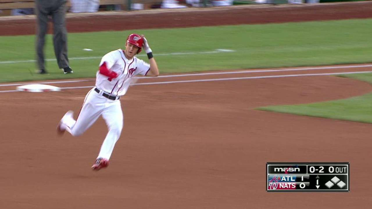 Turner's triple in the 1st