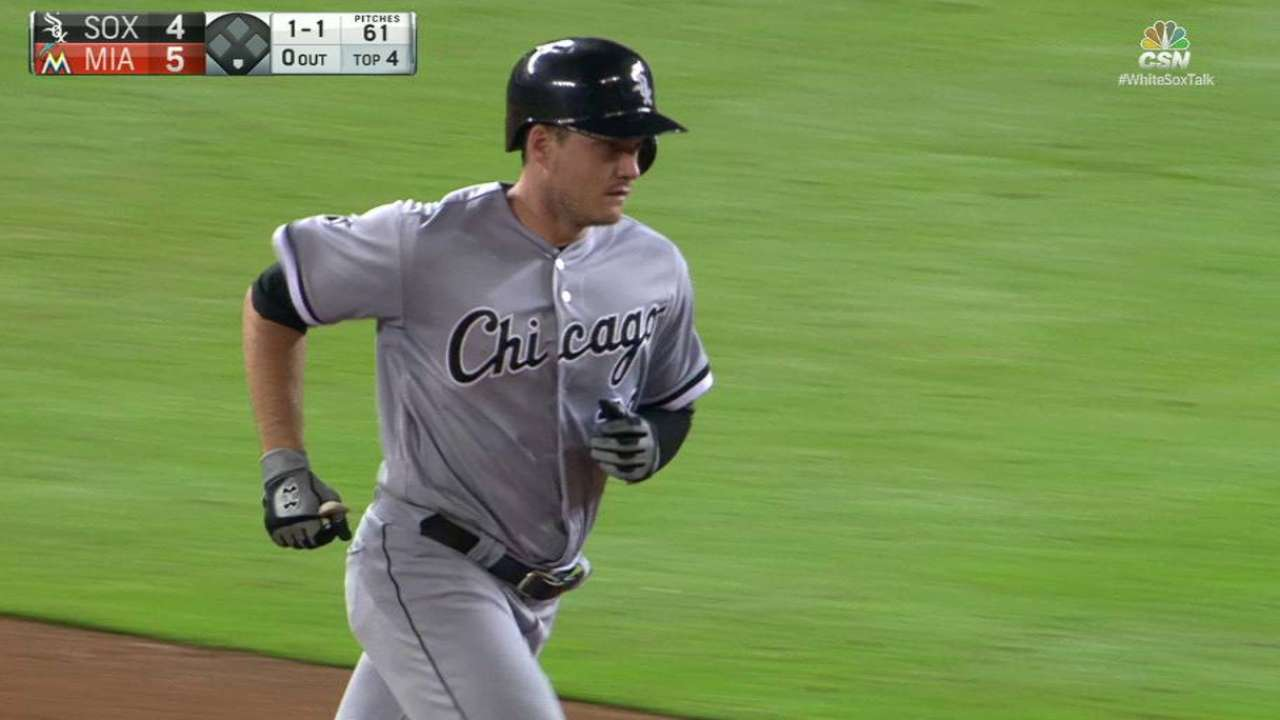 Coats, Stephens named White Sox Prospects of Year