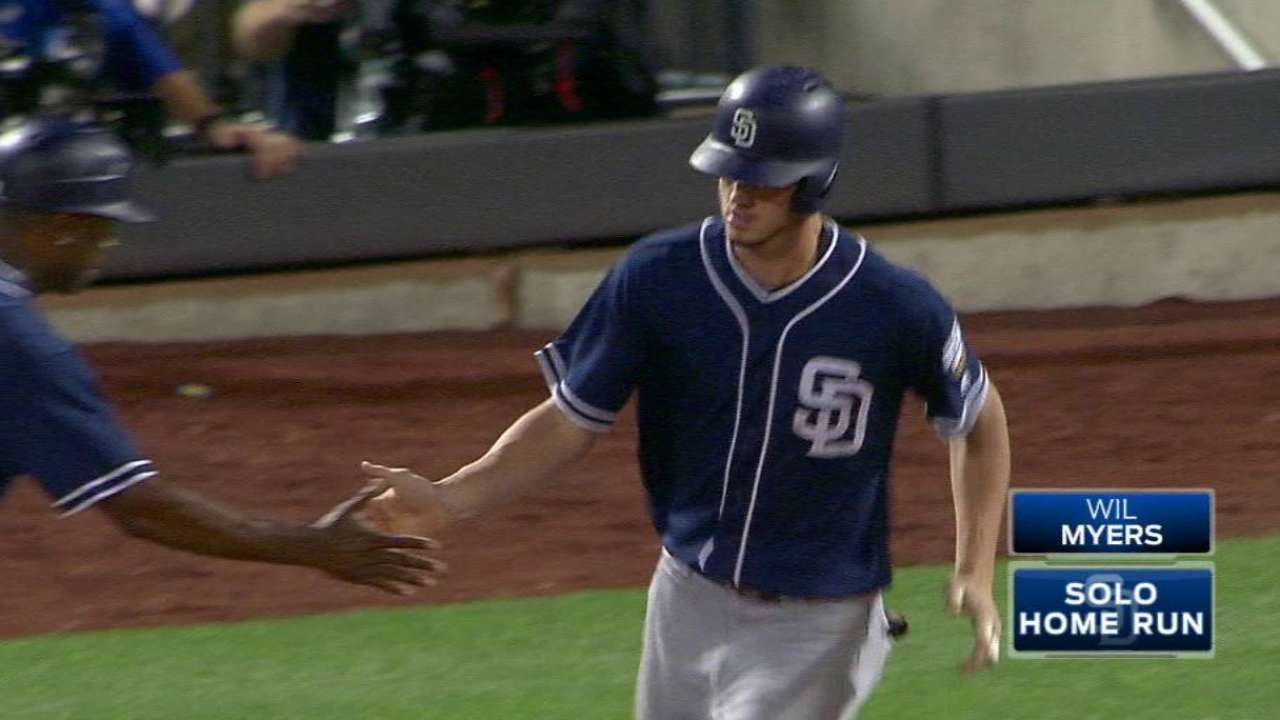 Where there's a Wil: Myers clutch again