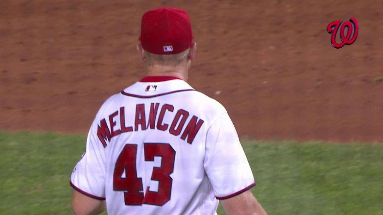Melancon earns 33rd save
