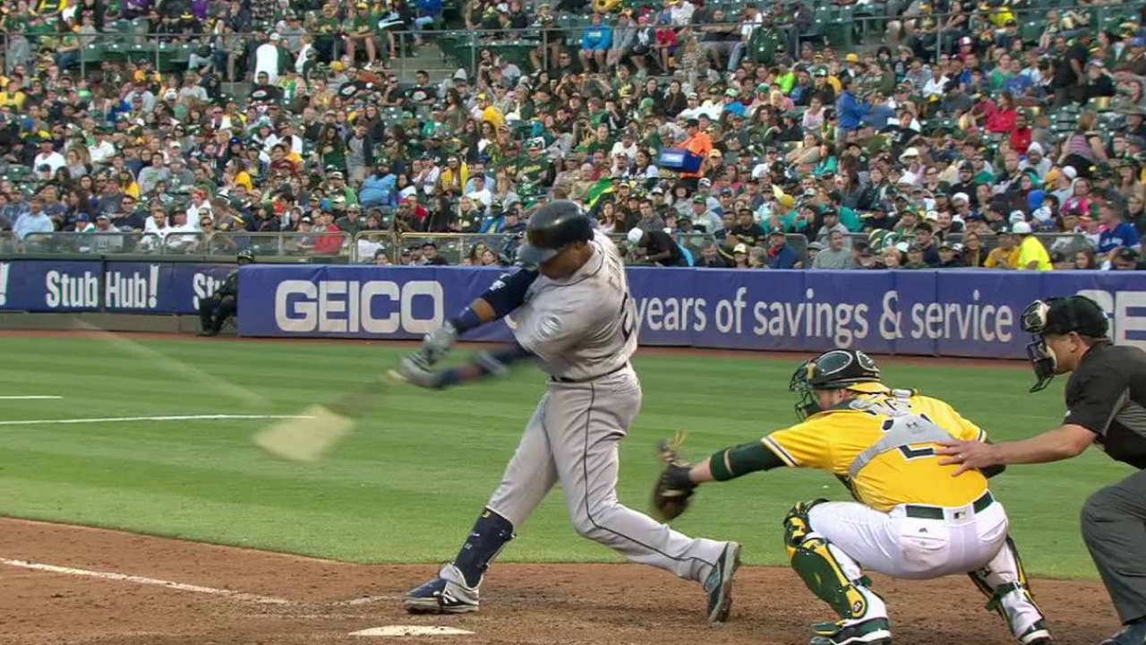 Cano, Seattle having success with first pitch
