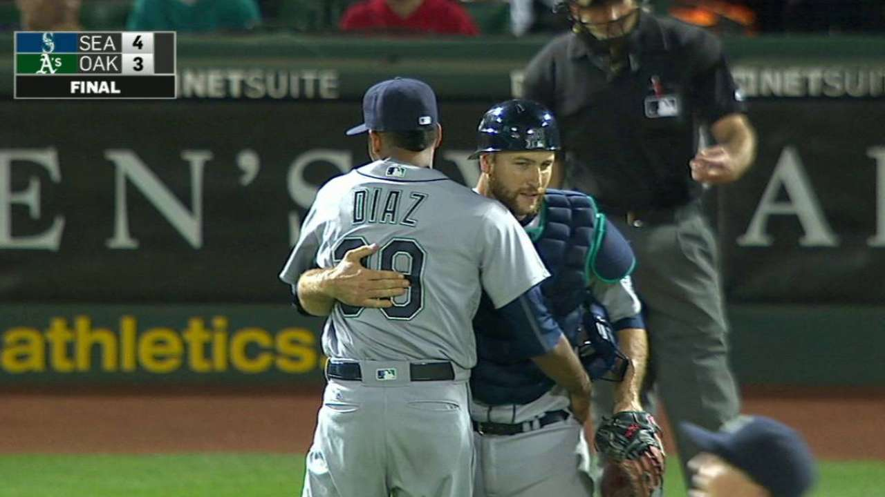 Mariners bullpen continues to shine