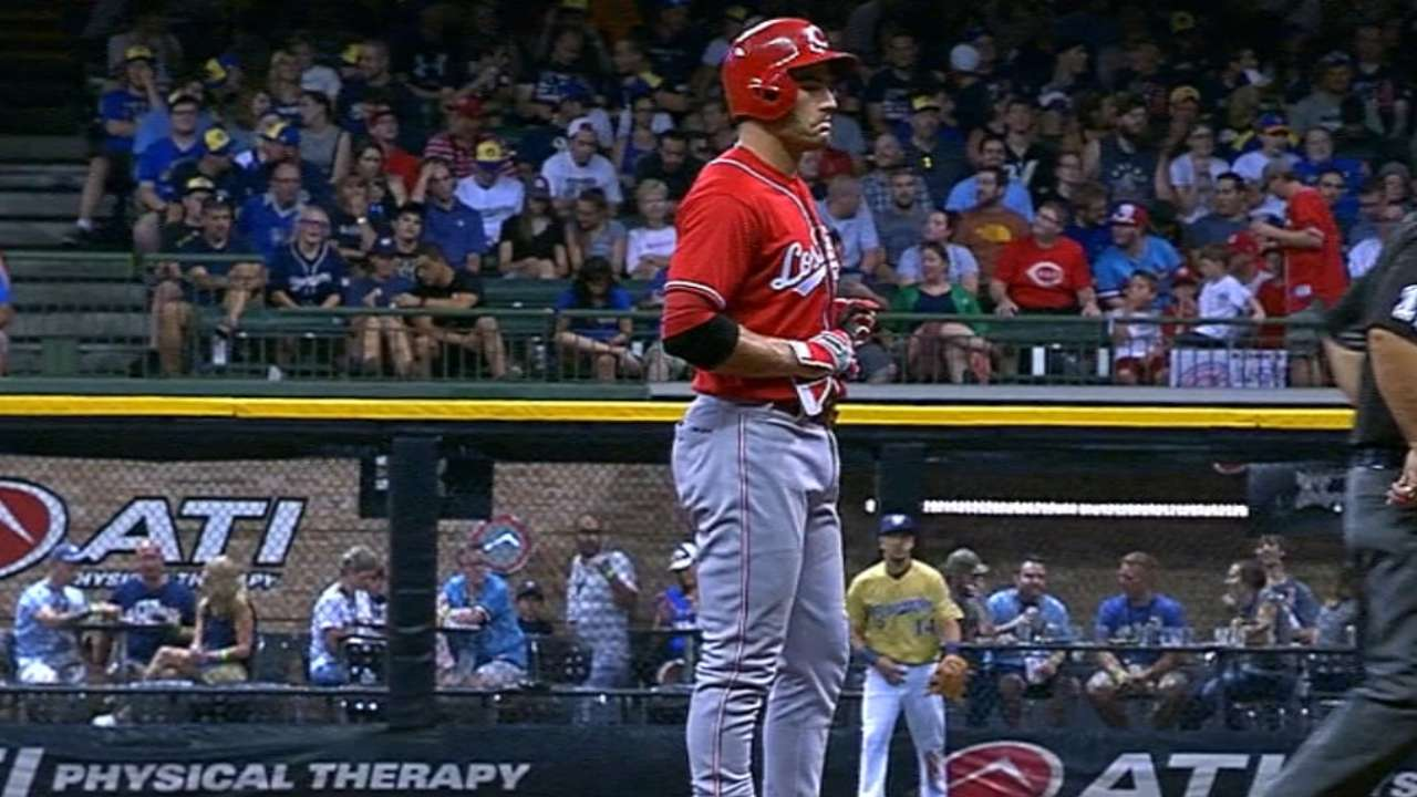 Votto surges above .300 with 4-hit night