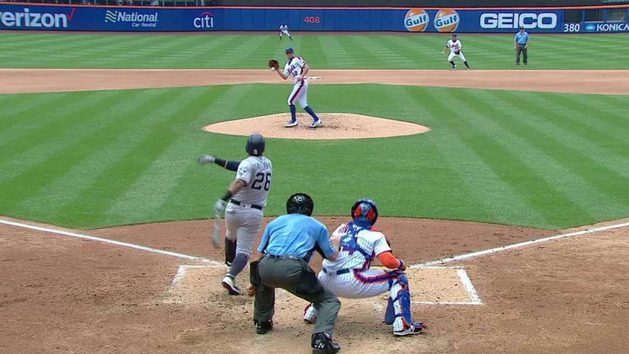 Mets Scratch Steven Matz as Shoulder Concerns Return