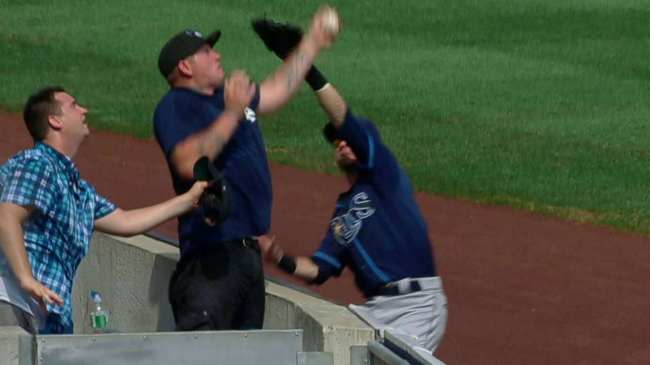 Fan interference ruled