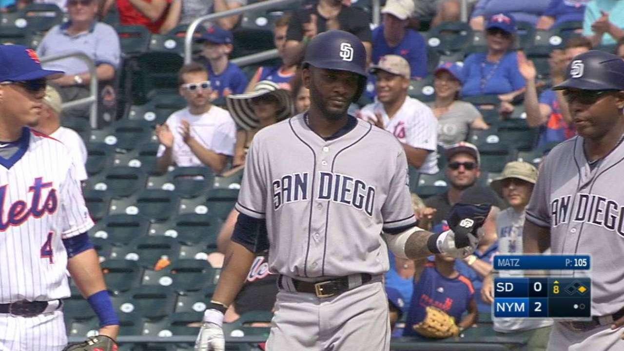 Ramirez breaks up the no-hitter