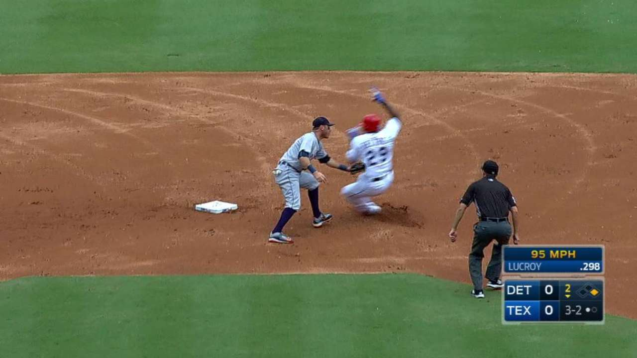 Fulmer, McCann turn double play