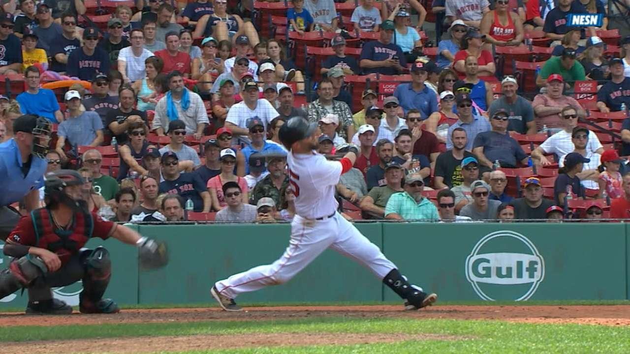 Pedroia's five-hit game
