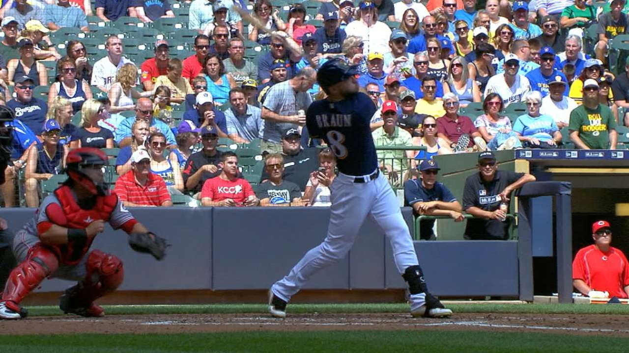 Braun a prime example of 'longevity, consistency'