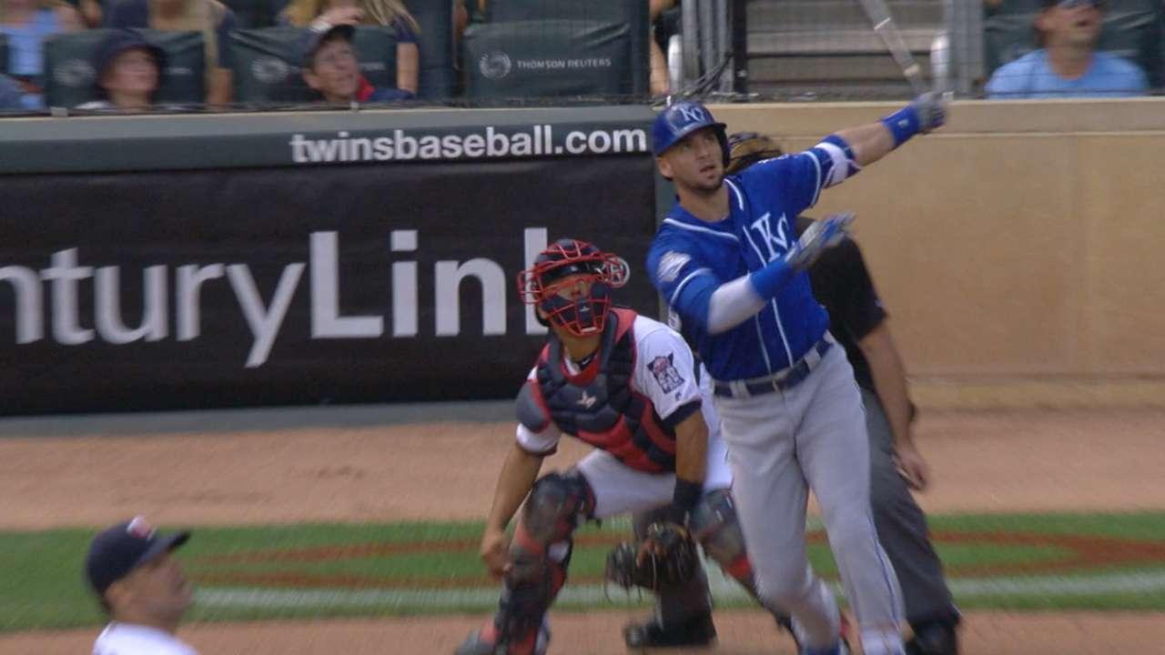 Orlando's four-hit game
