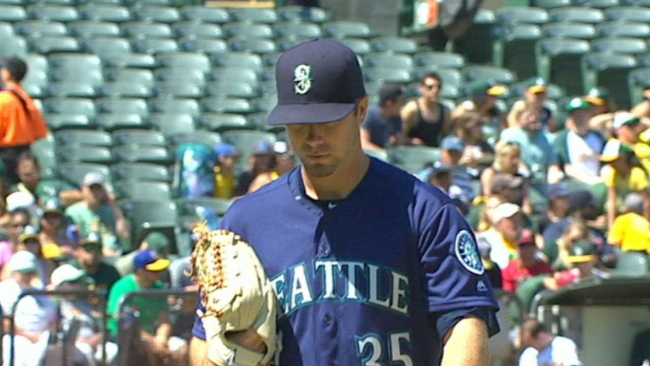 LeBlanc delivers six solid innings in victory