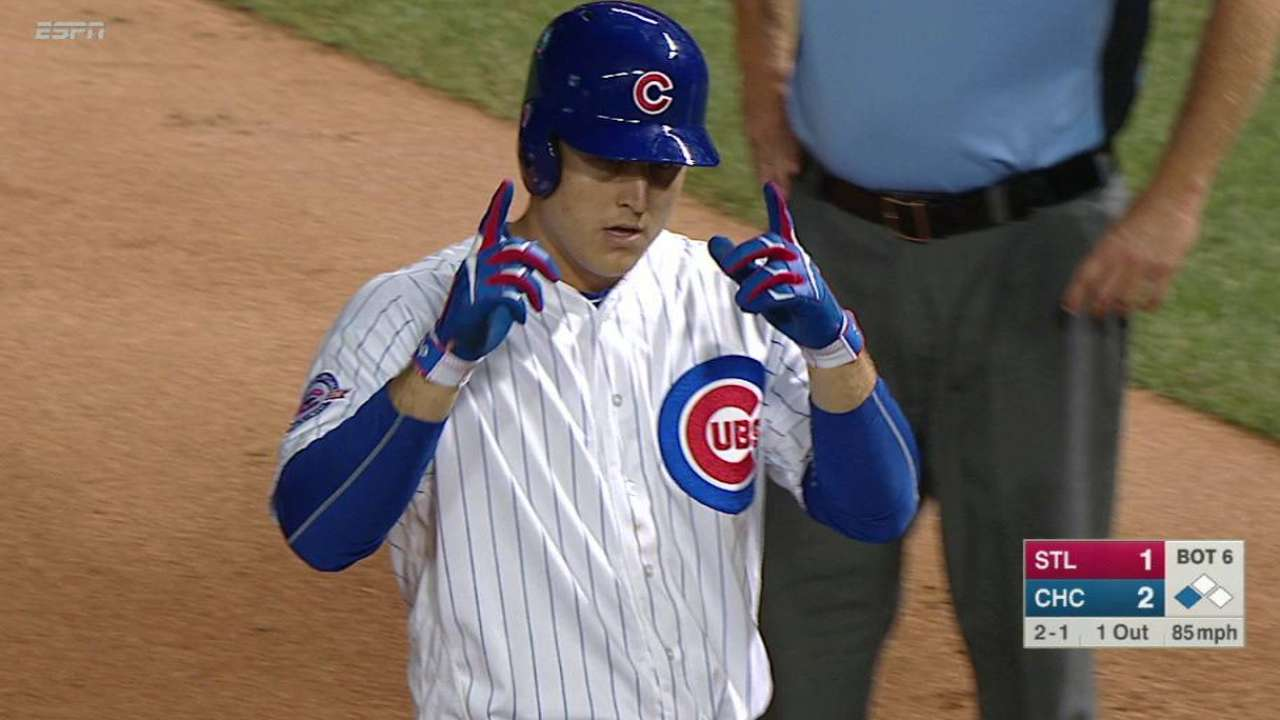 Cubs unstoppable if Bryant, Rizzo heat up