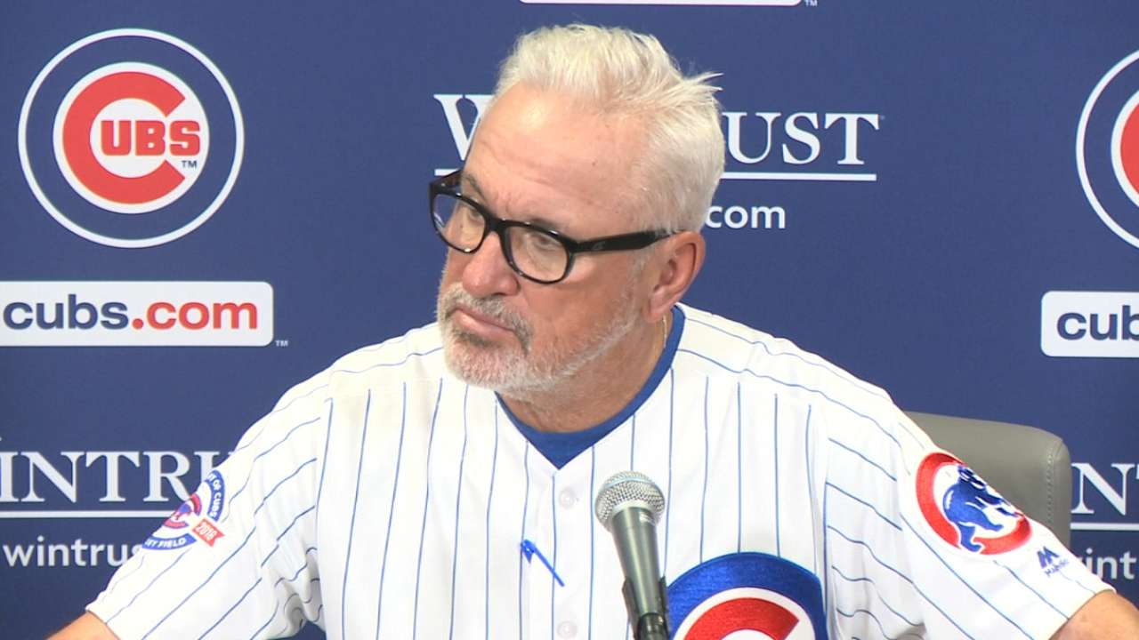 Maddon on tough loss to Cards