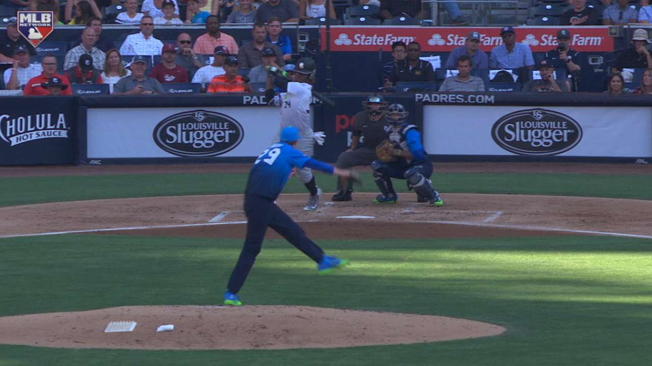 Rogers gets Fuller swinging