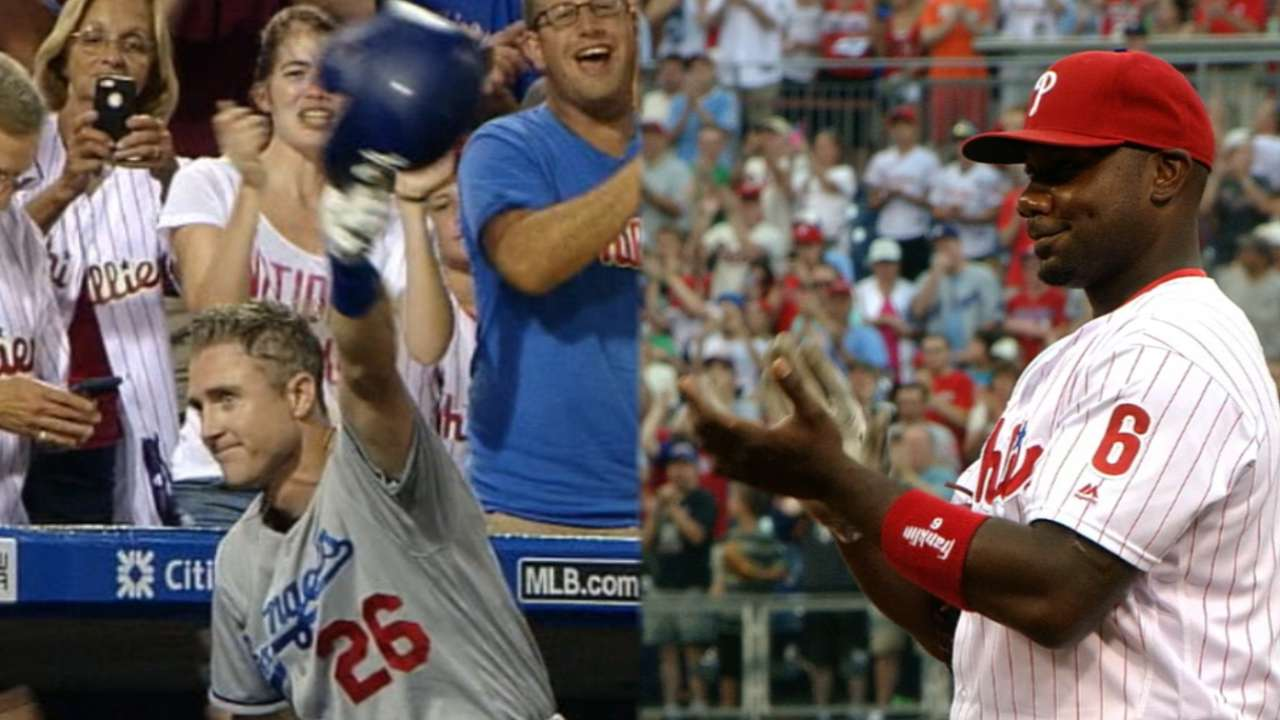 Must C: Utley's powerful return
