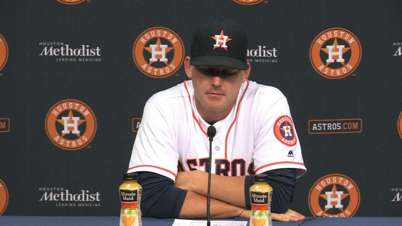 Amid tight WC race, Astros seek turnaround