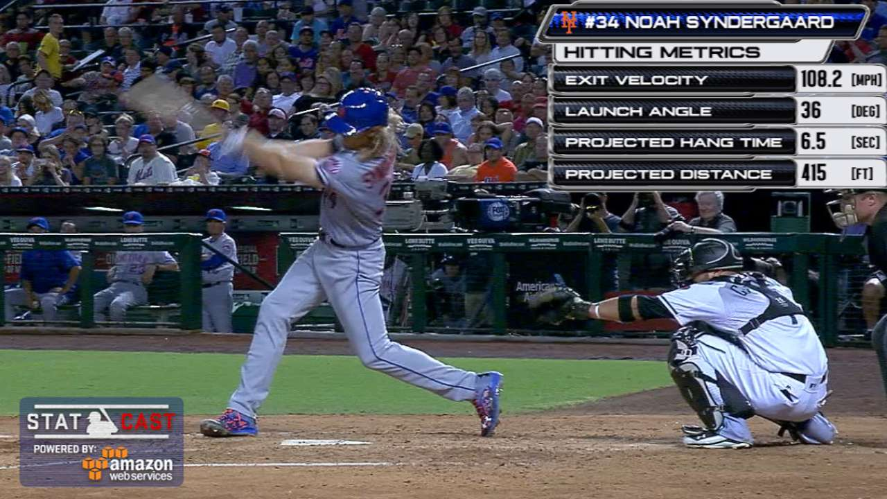 Statcast: Thor's 415-foot homer