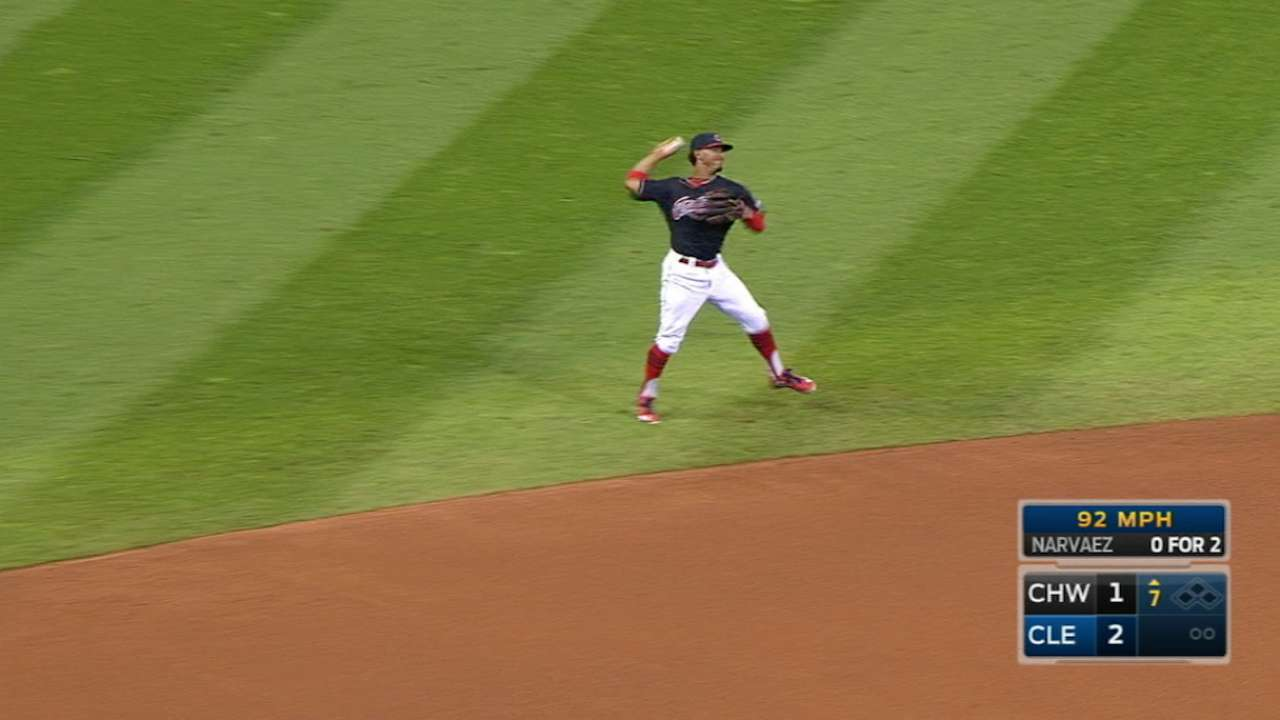 Miller likes new view of Tribe's defensive prowess