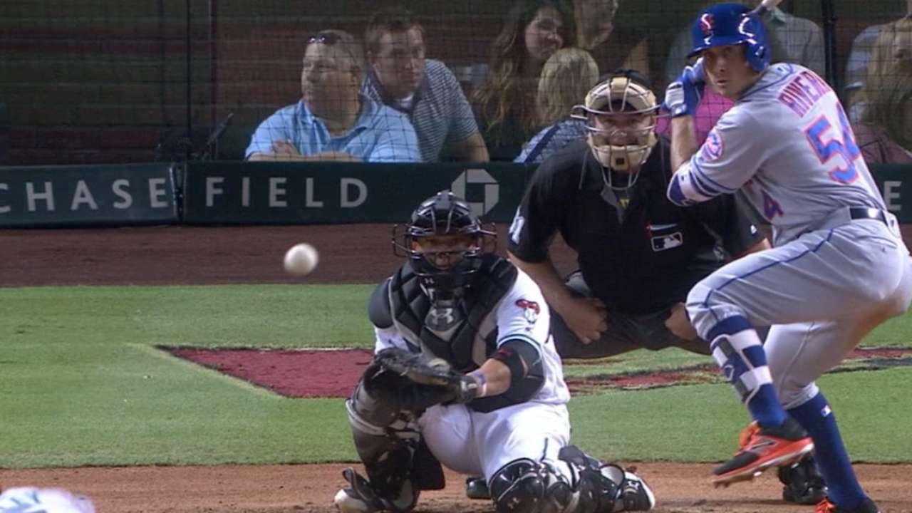 T.J. Rivera's four-hit game