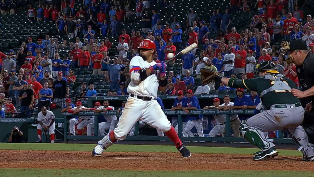 Must C: Rangers rally in 10th