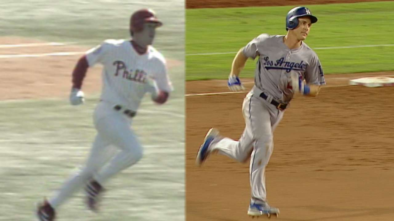 Utley's memorable grand slams
