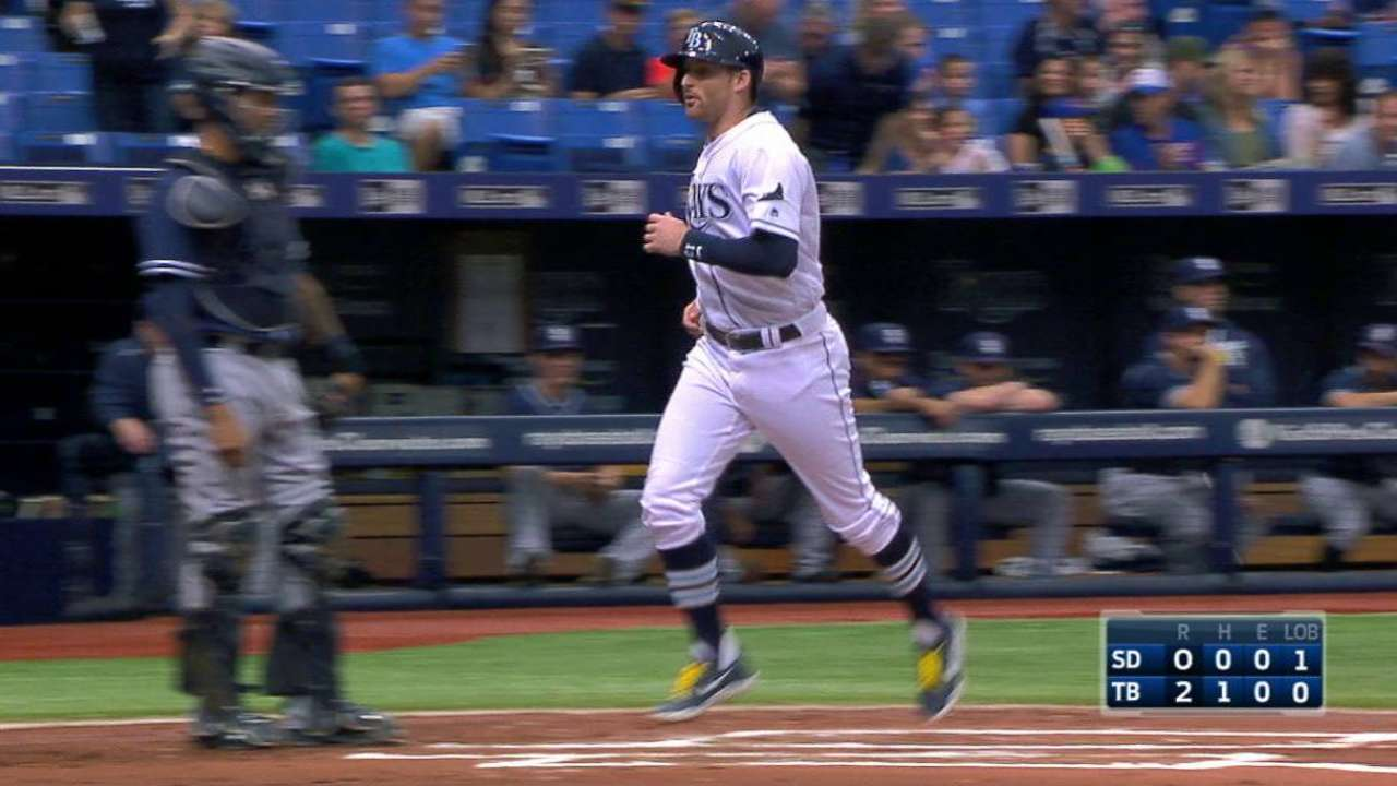 Miller's two-run homer