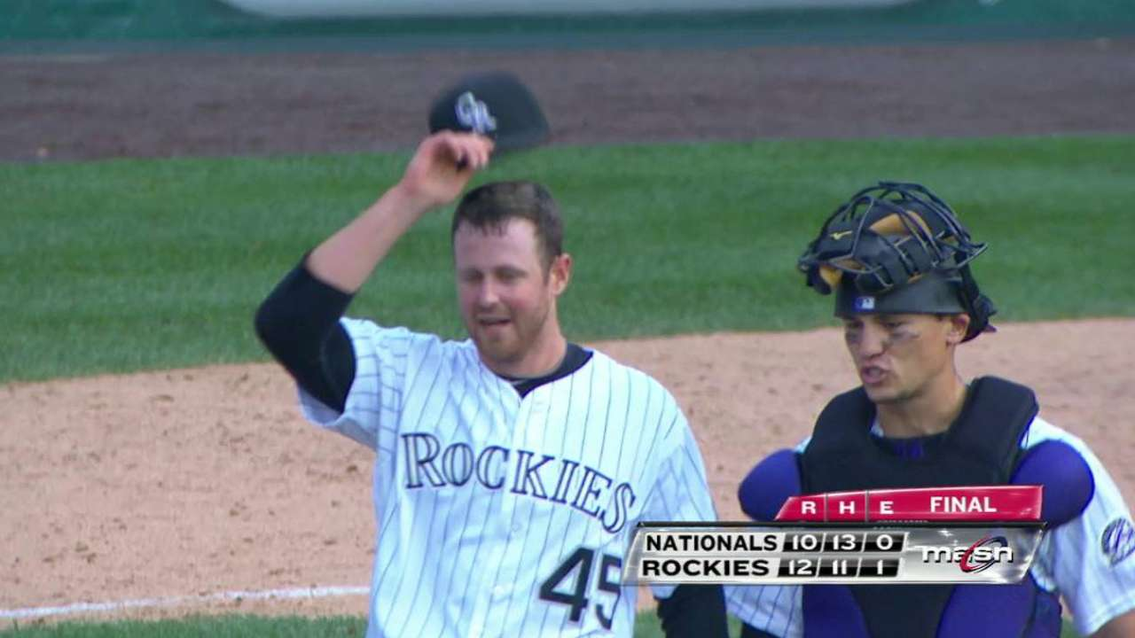 Oberg secures the victory