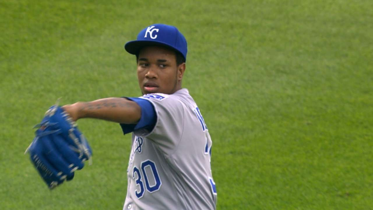Ventura holds Tigers to one run