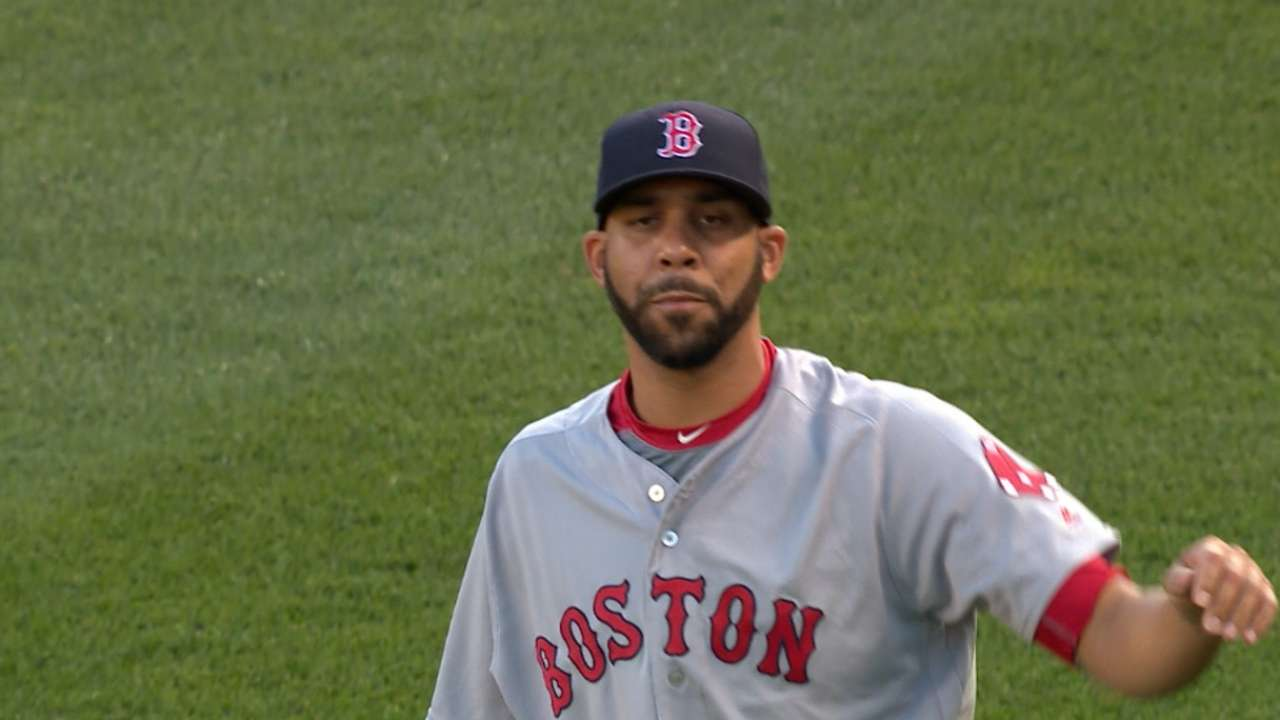 Rotation big key to Sox's recent success