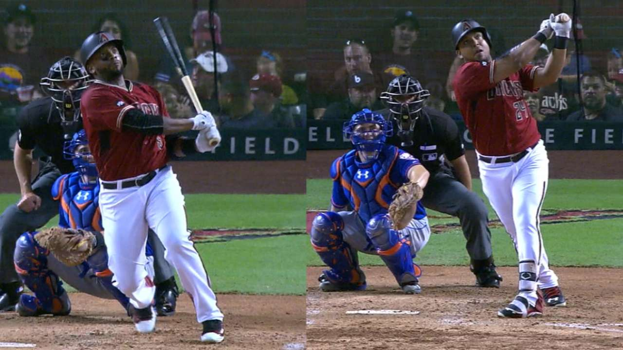 D-backs go back-to-back in 4th