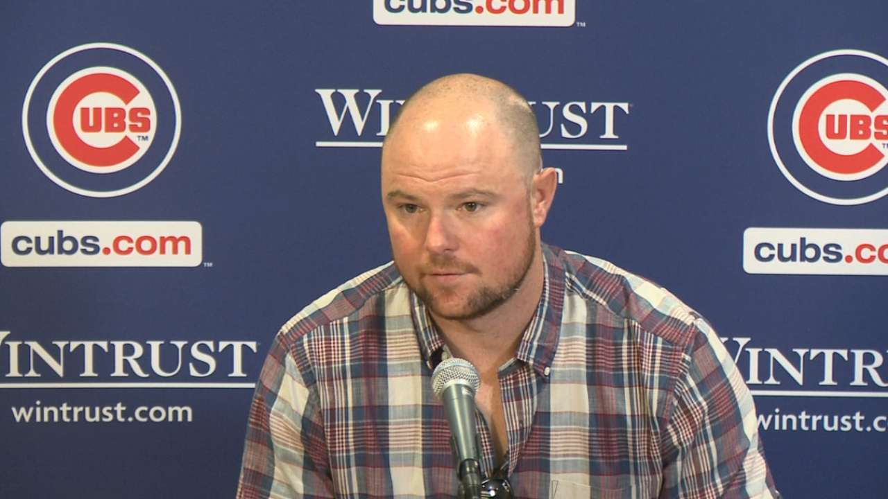 Lester on beating Brewers