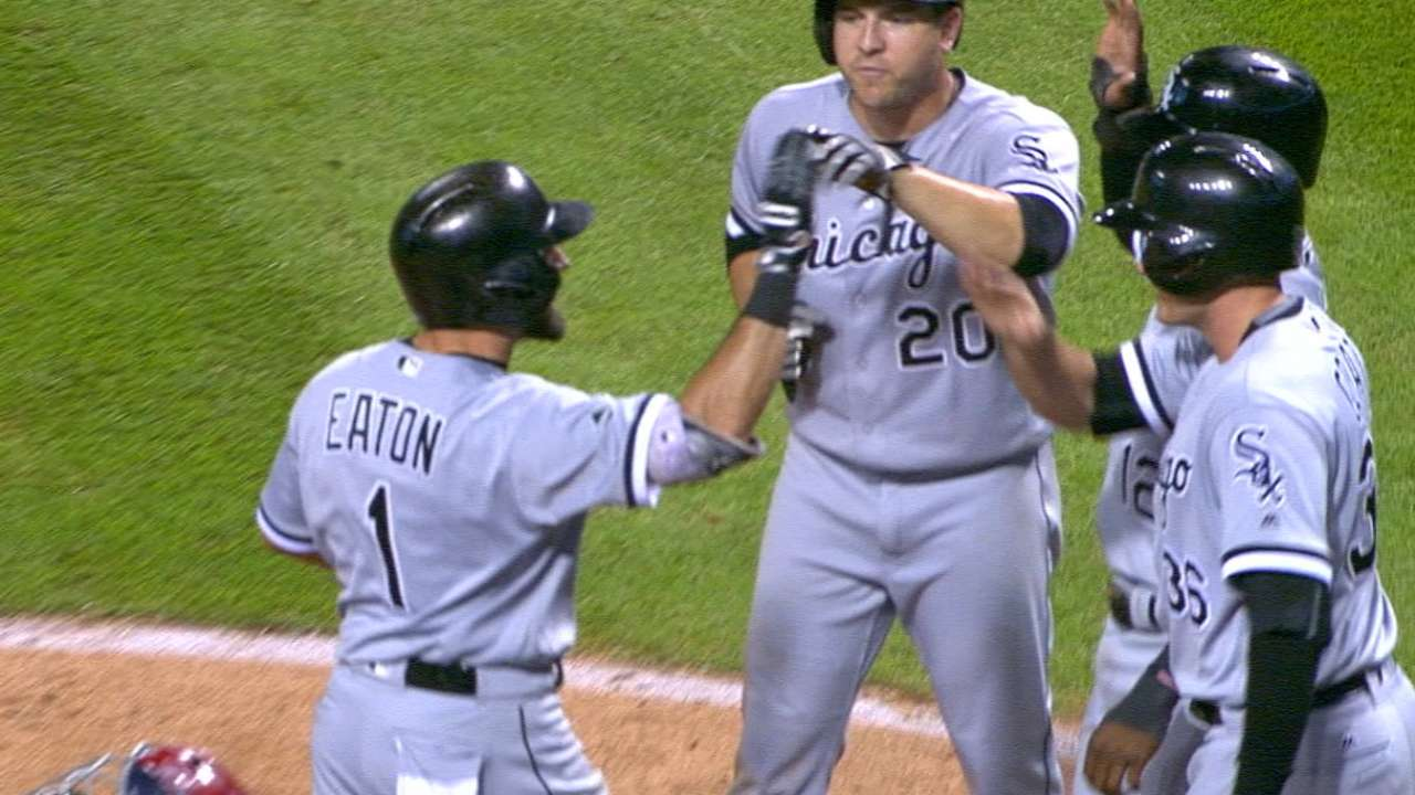 White Sox turn the tables in 9th