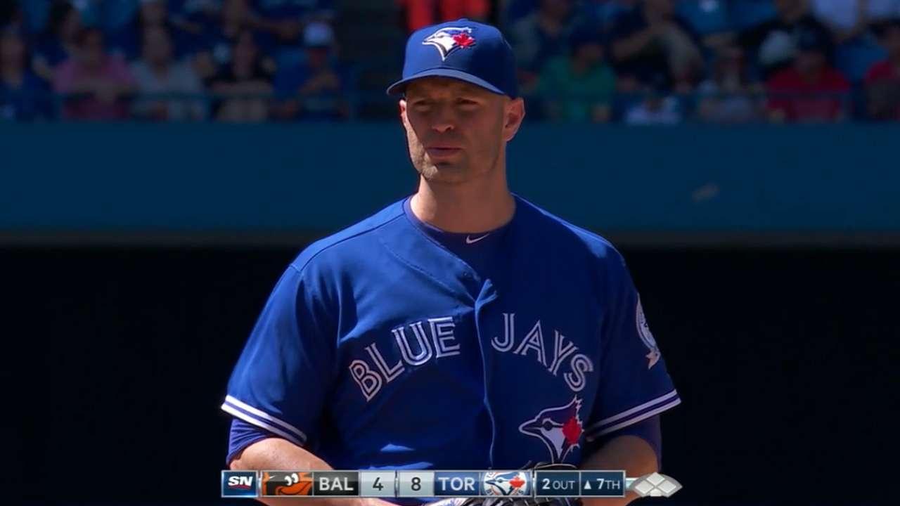 MLB Central: J.A. Happ